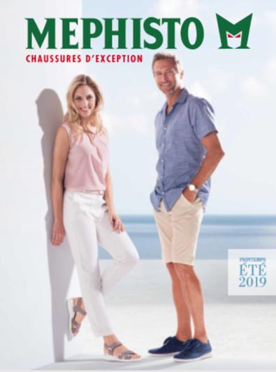 Catalogue Mephisto Eté 2019