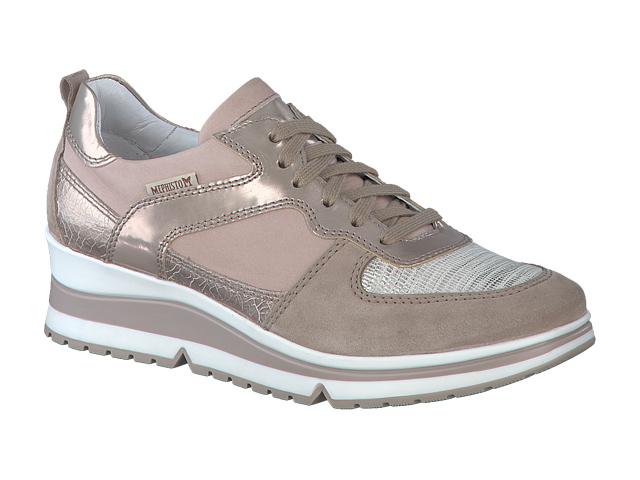 Vicky 2 - Chaussures De Sport Pour Femmes / Mephisto Bleu GR5F0XSc