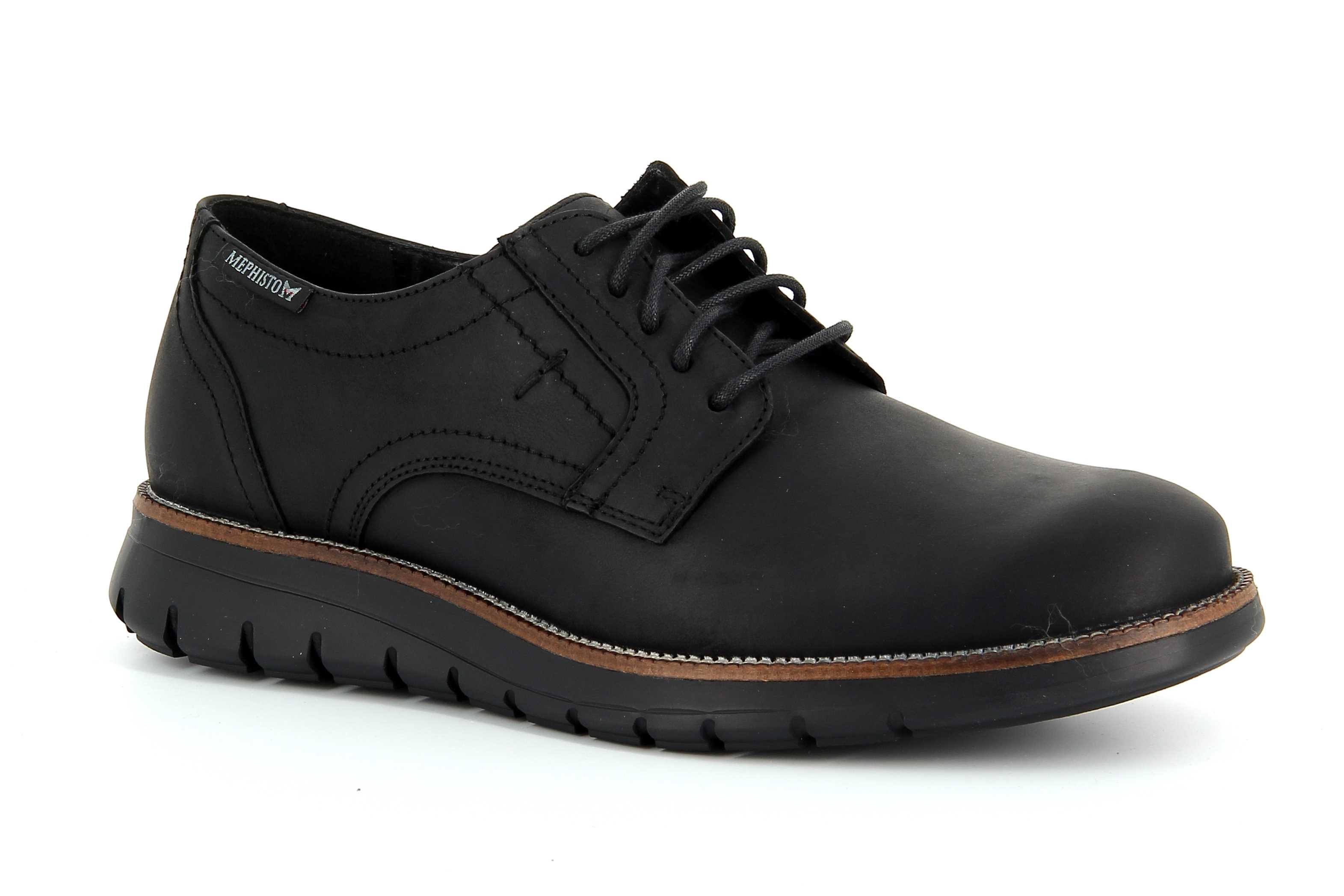 mephisto shop chaussures d 39 exception lacets homme mod le brett. Black Bedroom Furniture Sets. Home Design Ideas