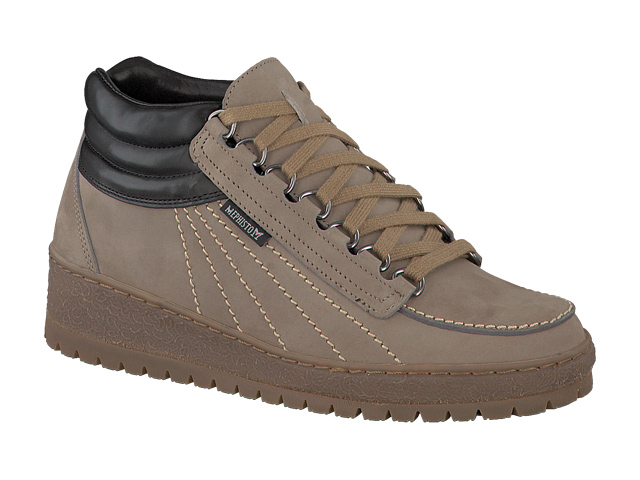 dd8c9f58956996 Mephisto-Shop chaussures confortables lacets femme - modèle LAURIE beige