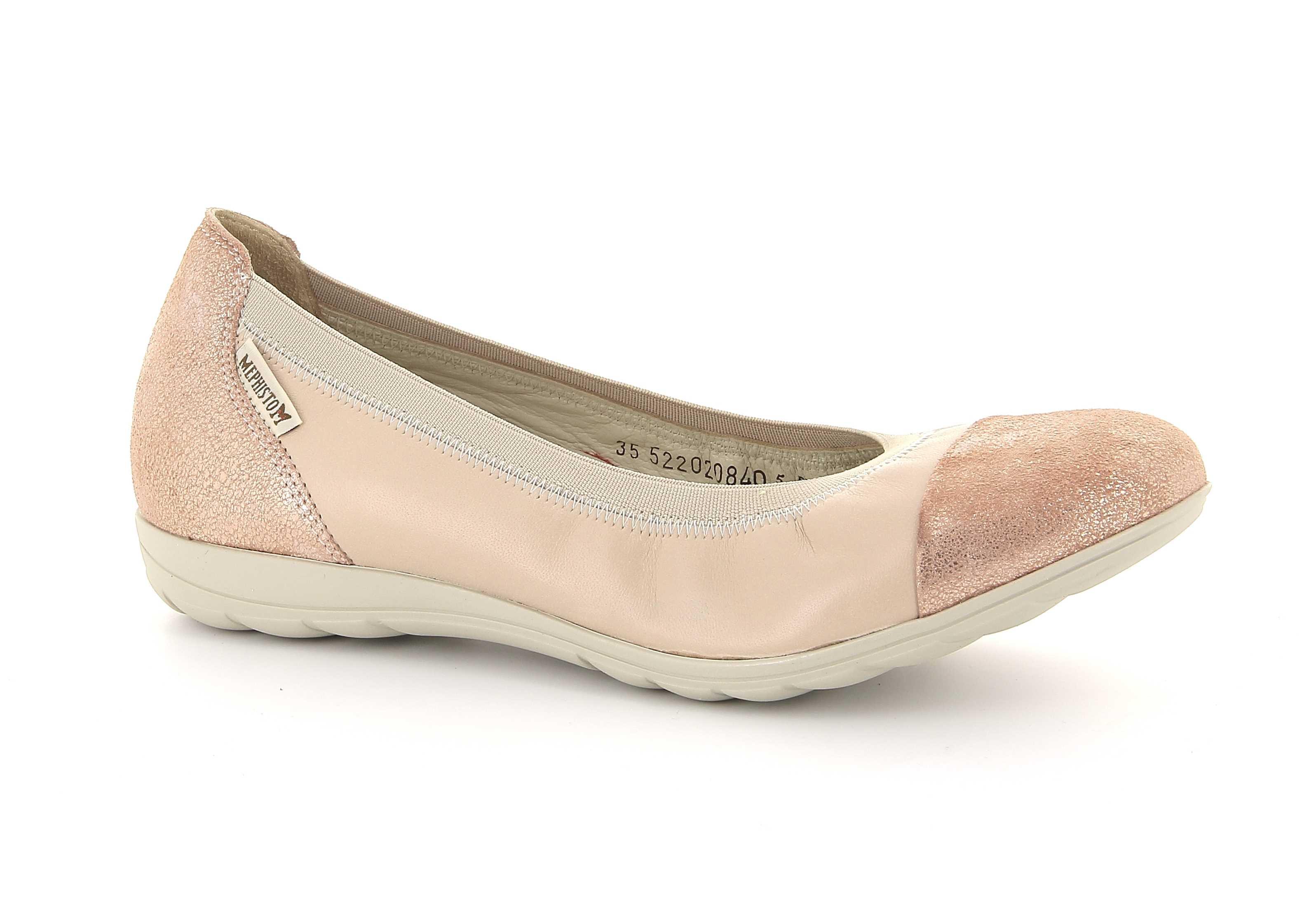 1b28d14be94c18 Mephisto-Shop chaussures confortables Ballerines femme - modèle ...