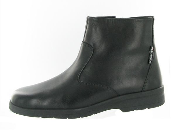 Mephisto-Shop chaussures confortables bottines homme - modèle JASKO 0a021620f68