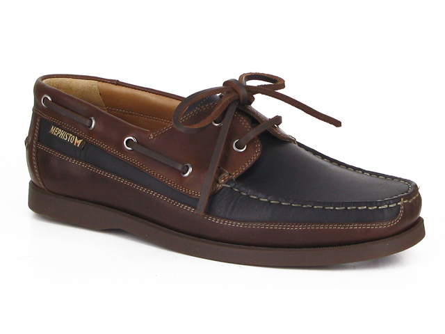 chaussures à lacets homme modèle BOATING bis - Mephisto