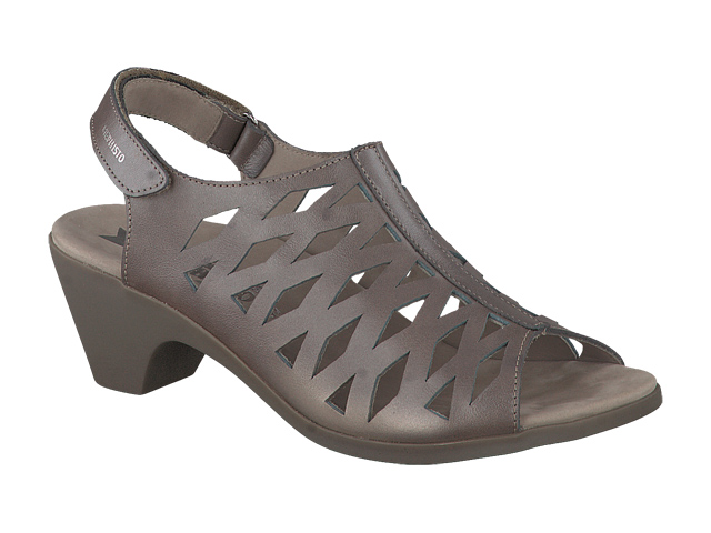 sandales femme modèle Candice Taupe - Mephisto