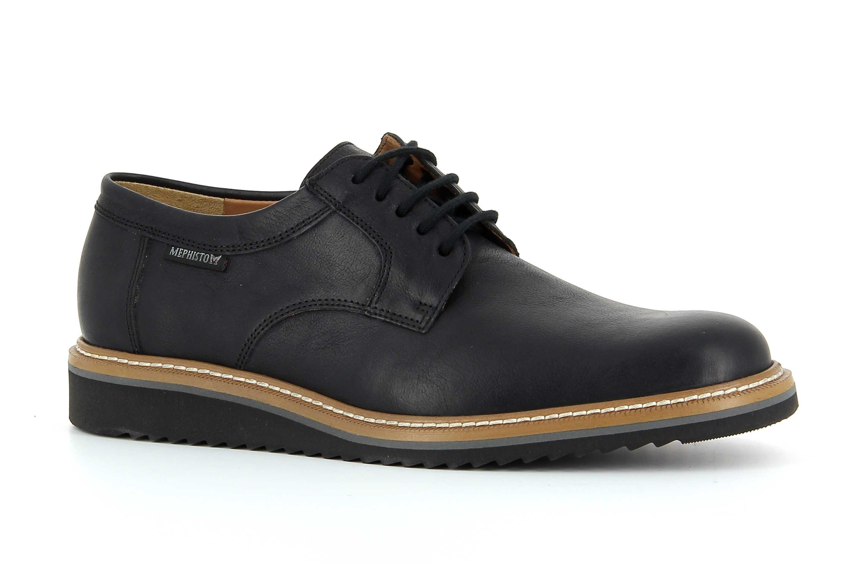 mephisto shop chaussures confortables lacets homme mod le enzo. Black Bedroom Furniture Sets. Home Design Ideas