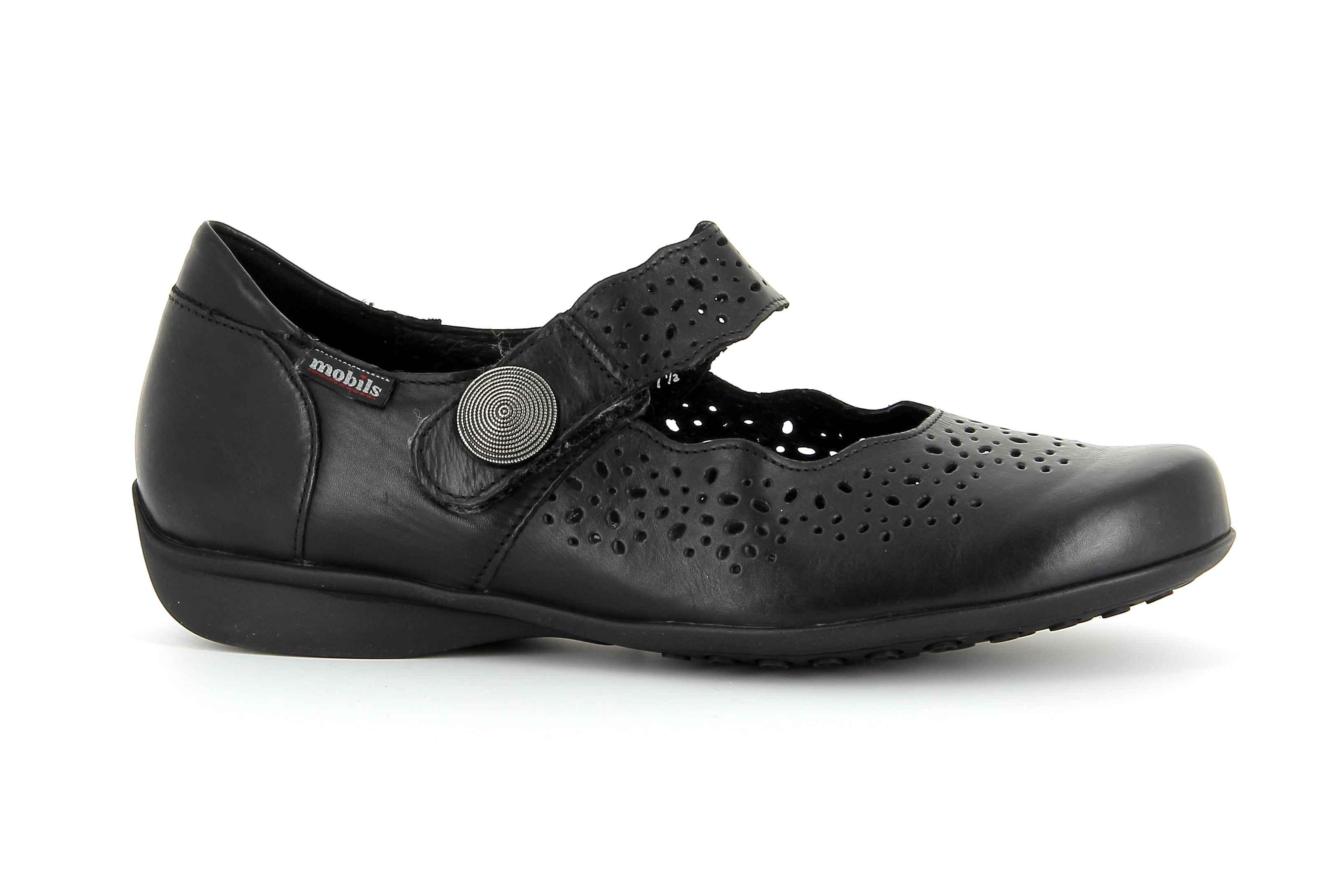 rétro ventes spéciales pas cher Mobils Ergonomic Mephisto chaussures confortables velcro ...