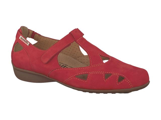 Mobils Ergonomic Mephisto chaussures confortables ballerine femme ... c81252705ae5