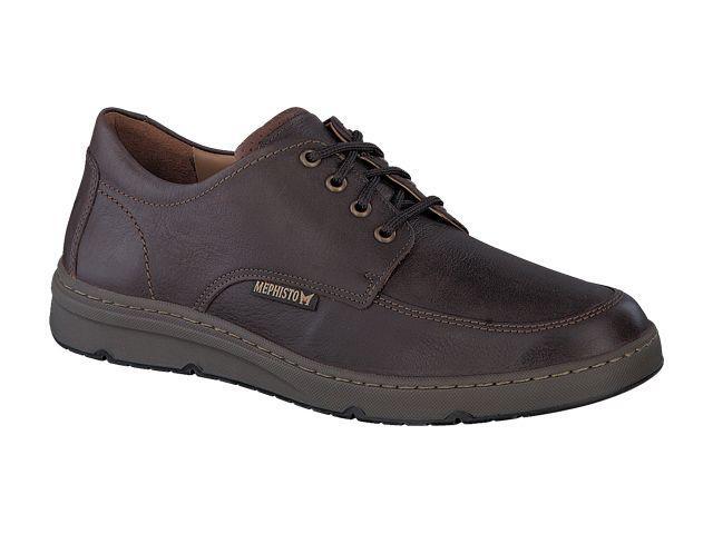 Chaussures À Confortables Mephisto Justin Modèle Homme Shop Lacets Y67gmIyvbf