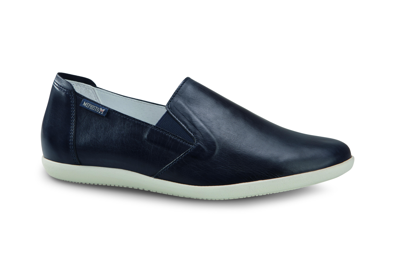 Confort Marchez avec élastique Mocassins  - Chaussures Mocassins Femme