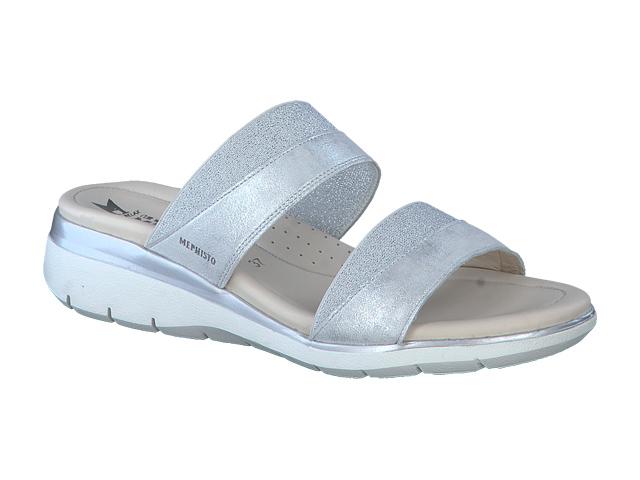 aedd2e0bd Mephisto-Shop chaussures confortables mules femme - modèle KORINA Argent