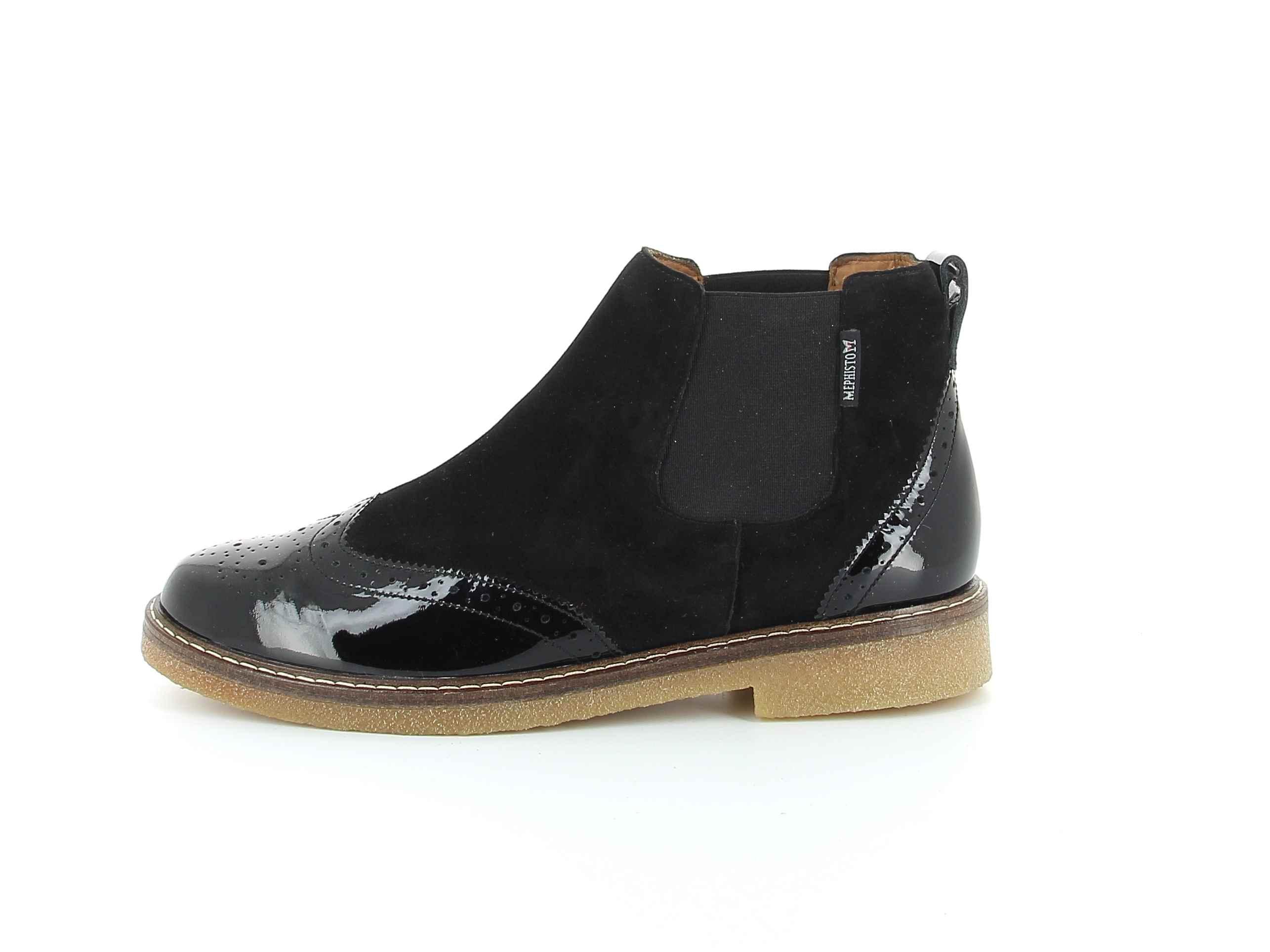 style de la mode de 2019 date de sortie Livraison gratuite dans le monde entier Mephisto-Shop chaussures confortables bottines femme ...