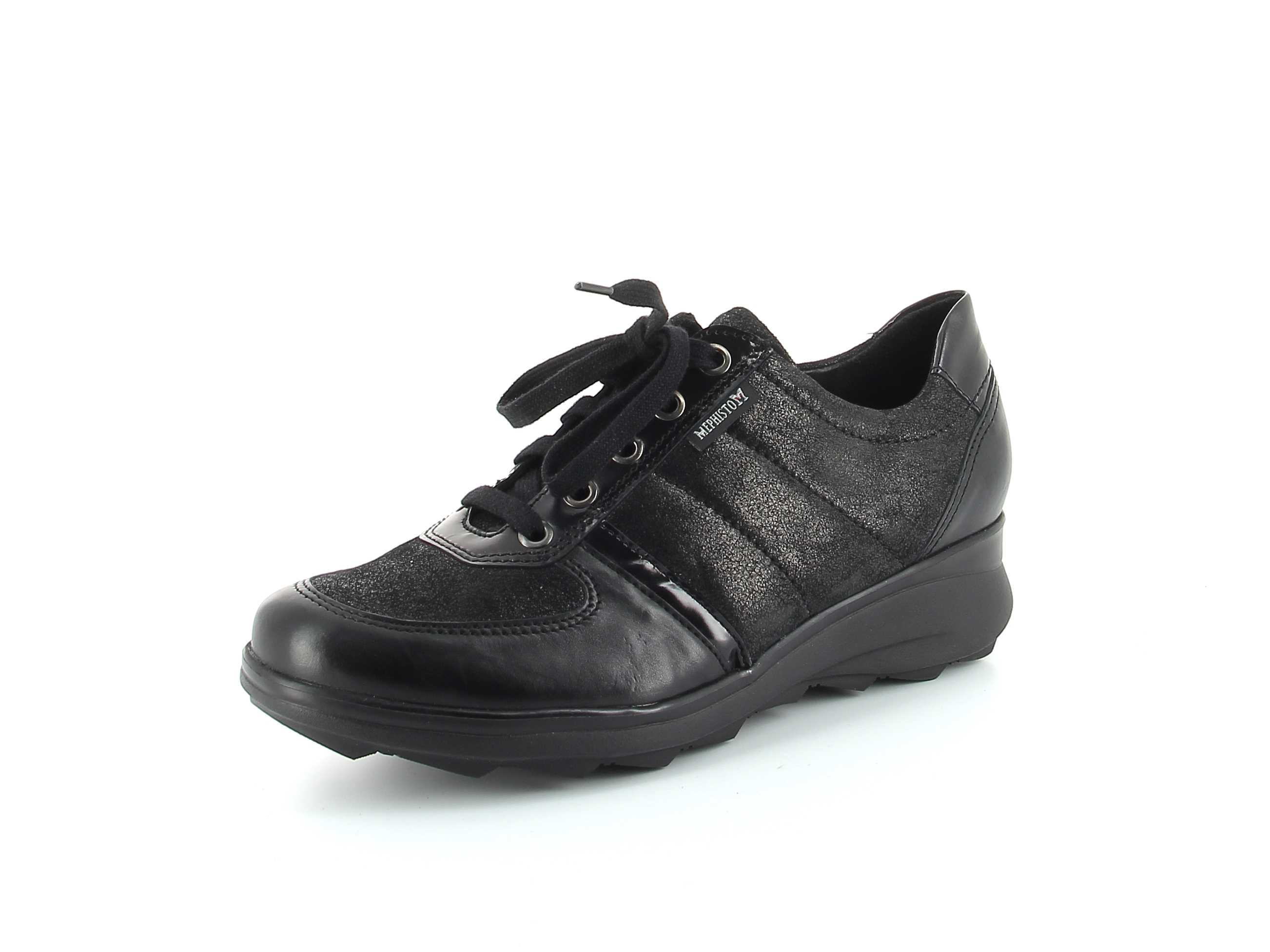 Mephisto Femme Jill Cuir Chaussures