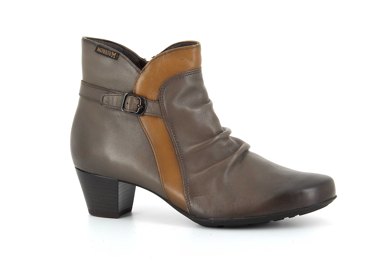 mephisto-shop chaussures confortables bottines femme - modèle melanie