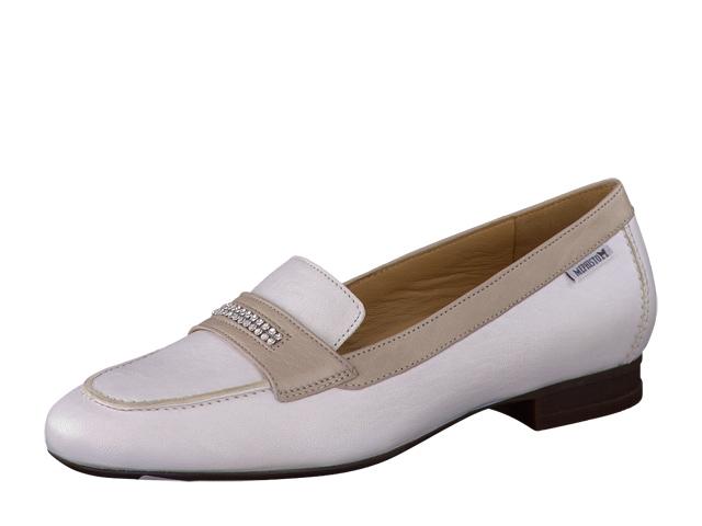 Chaussures - Mocassins Rebecca Blanc cqbV3