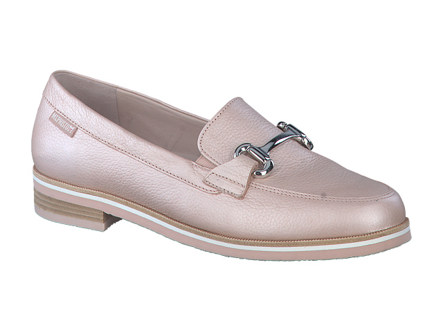 fc874e6a0d1151 Mephisto-Shop chaussures confortables mocassin femme - modèle ROXANA Nude