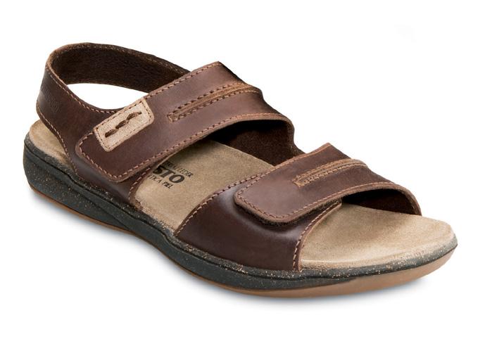 Mephisto-Shop chaussures confortables sandales homme - modèle SAGUN