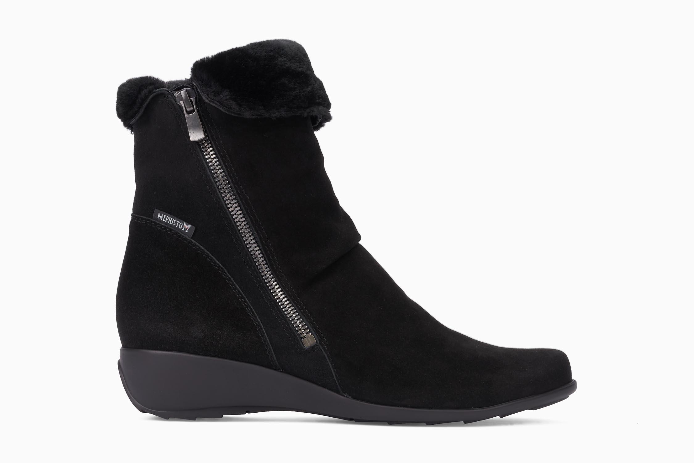 Seddy Shop Chaussures Confortables Mephisto Femme Modèle Bottines 6PYq6vwA