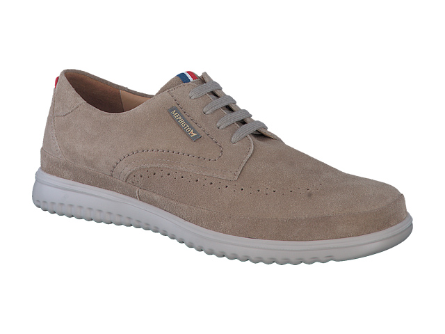 lacets homme modèle Thibault Taupe - Mephisto