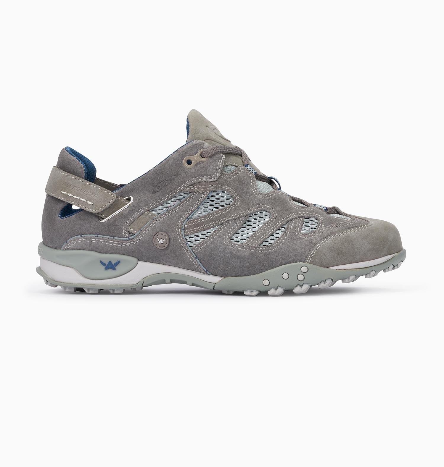 outdoor homme modèle Turbo gris clair - Mephisto