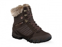 Chaussure all rounder lacets modele nomea-tex