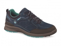 Chaussure all rounder lacets modele dascha-tex bleu