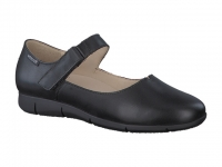 Chaussure mephisto Passe orteil modele jenyfer noir