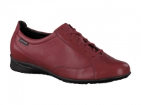 Chaussure mephisto sandales modele valentina cuir bordeaux