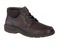 Chaussure mephisto lacets modele darwin chataigne