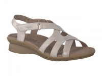 Chaussure mephisto sandales modele parcela beige