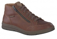 Chaussure mephisto mocassins modele jules cuir noisette
