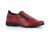 Chaussure mephisto  modele virna cuir bordeaux