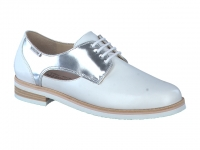 Chaussure mephisto sandales modele rubia blanc