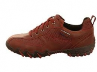 Chaussure all rounder lacets modele neba-tex rouge