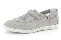 Chaussure mobils Boucle modele hubrina gris