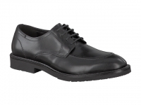 Chaussure mephisto mules modele titus cuir noir