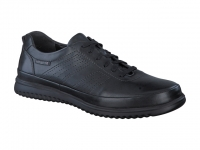 Chaussure mephisto lacets modele tomy noir