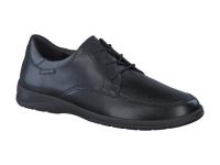 Chaussure mephisto lacets modele malkom noir