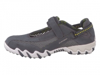 Chaussure all rounder Ballerines modele niro gris souris