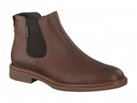 bottines homme modèle willem cuir noisette - Mephisto