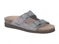 Chaussure mephisto Marche modele harmony diams gris clair