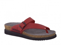 Chaussure mephisto sandales modele helen cuir rouge