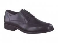 Chaussure mephisto mocassins modele connor cuir noir