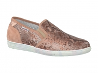 Chaussure mobils Boucle modele habila perf nude
