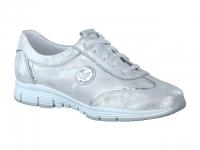 3cd9a626f2aa0e Chaussure mephisto Ballerines modele yael irisé argent