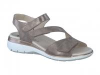 8c8c22775ea399 Chaussure mephisto mocassins modele klodia taupe foncé