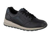 Chaussure mephisto Passe orteil modele trail polo noir