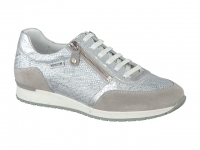 Chaussure mephisto Passe orteil modele nona gris