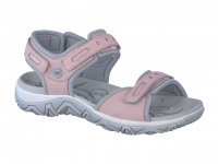 Chaussure all rounder outdoor modele lagoona rose