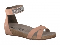 Chaussure mephisto Passe orteil modele ivory nude