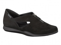 Chaussure mephisto mules modele cristal noir